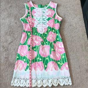 Lilly Pulitzer Dresses - Lilly Pulitzer Towering Tulips dress